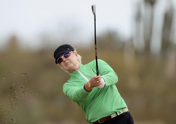 LPGA legend Pat Bradley