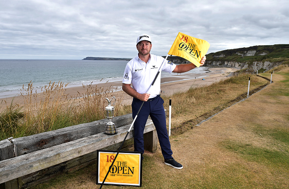 Graeme McDowell The Open Championship