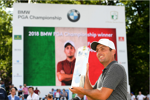 Francesco Molinari Wins BMW PGA