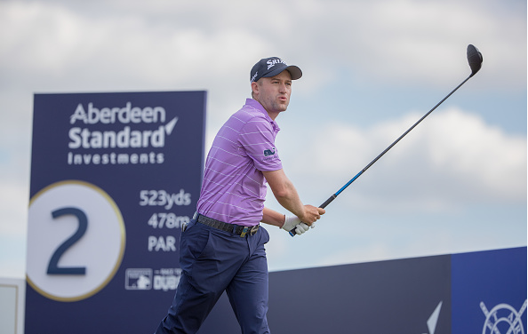 Russell Knox ASI Scottish Open