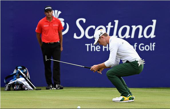 Brandon Stone 2018 ASI Scottish Open