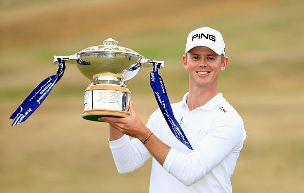 Brandon Stone Wins 2018 ASI Scottish Open