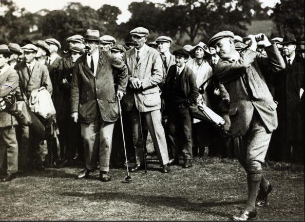 British Open Records - Harry Vardon 6-Time British Open Champion