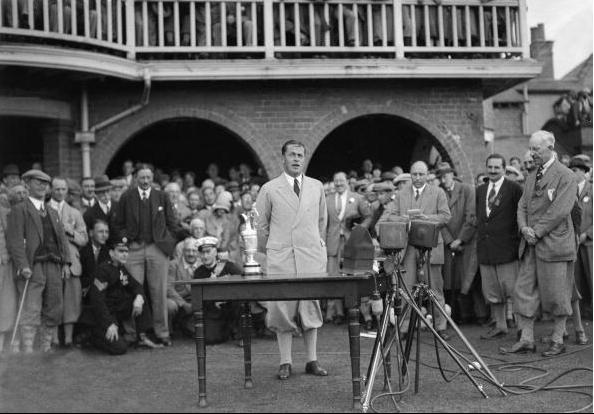 Bobby Jones British Open
