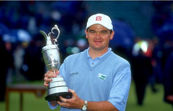Paul Lawrie Carnoustie British Open Winners
