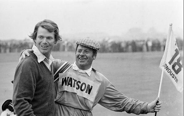 Tom Watson - Carnoustie British Open Winners