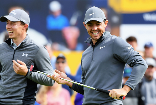 Rory McIlroy Open Championship Power Rankings