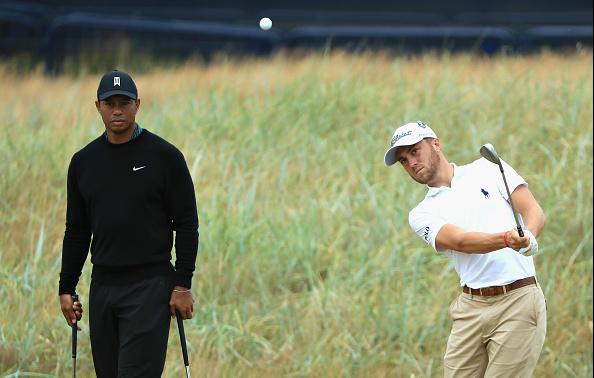 Justin Thomas Tiger Woods Open Championship Power Rankings
