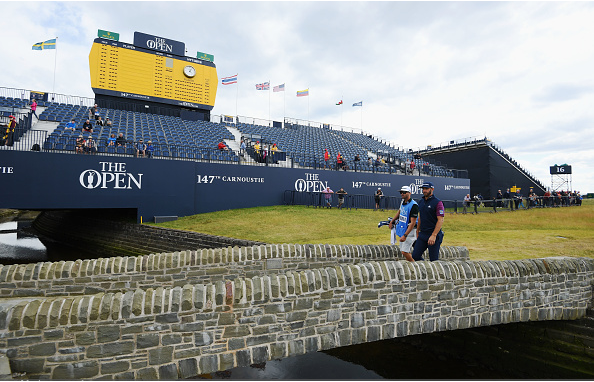 147th Open Championship Carnoustie