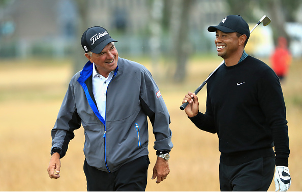 Tiger Woods Open Championship Power Rankings