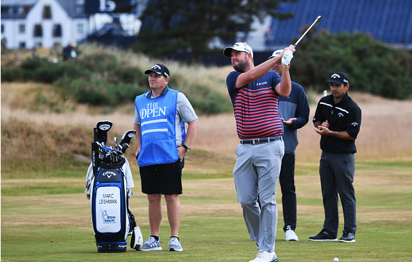 Marc Leishman Open Championship Power Rankings