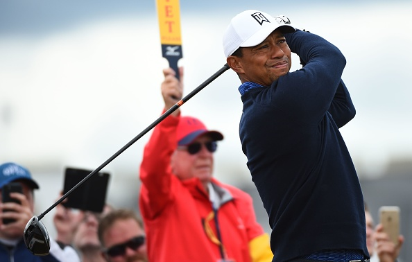 Tiger Woods Open Championship Primer