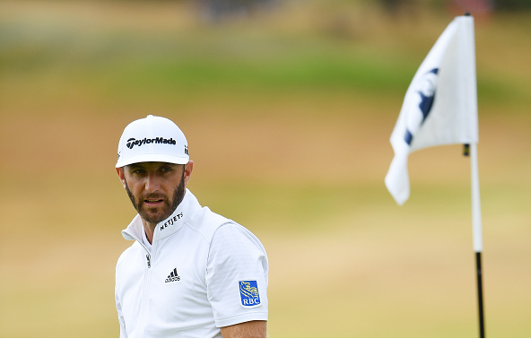 Dustin Johnson Open Championship Primer