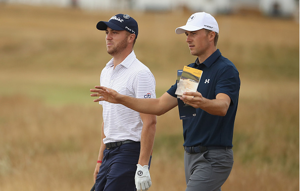 Justin Thomas and Jordan Spieth Open Championship Primer