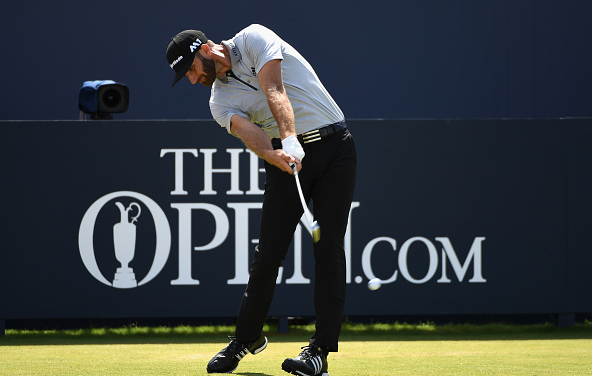 Dustin Johnson 146th Open Championship