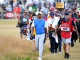 Tiger Woods 2018 British Open, Round 1