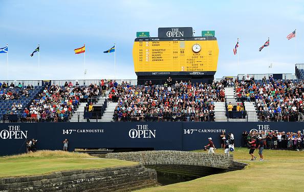 Rory McIlroy: 2018 British Open, Round 3