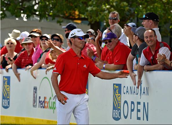 Mike Weir 2017 RBC Canadian Open at Glen Abbey Golf Club