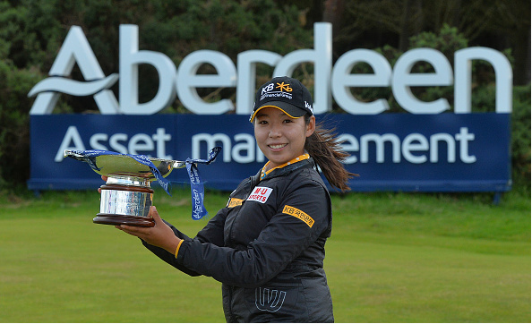 Mi Hyang Lee 2017 Ladies Scottish Open