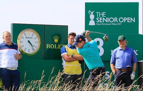 Tom Watson Royal Porthcawl Golf Club Senior Open