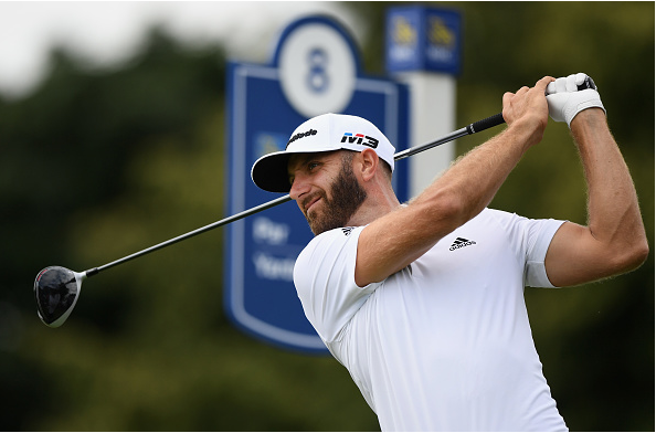 Dustin Johnson 2018 RBC Canadian Open