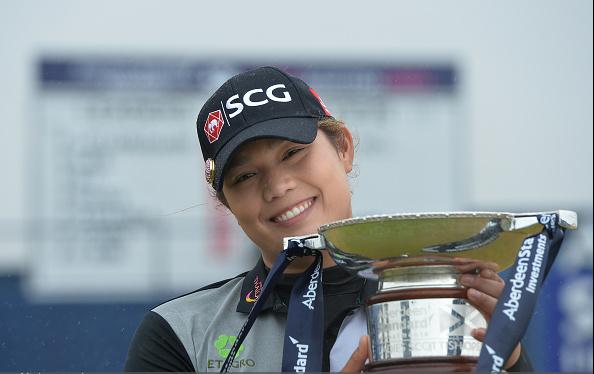 Ariya Jutanugarn 2018 ASI Ladies Scottish Open