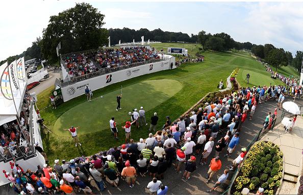 World Golf Championships-Bridgestone Invitational at Firestone Country