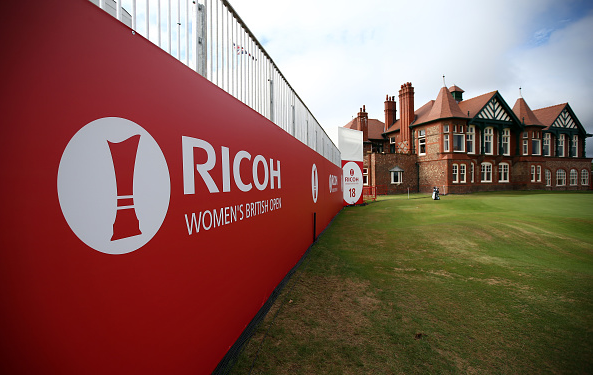 2018 Ricoh Women's British Open Royal Lytham and St Annes