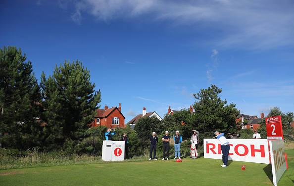 2018 Ricoh Women's British Open