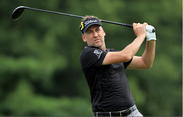 Ian Poulter 2018 WGC-Bridgestone Invitational at Firestone CC South Course