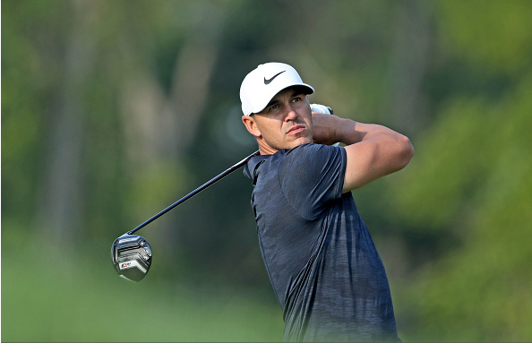 Brooks Koepka 2018 PGA Championship at the Bellerive CC