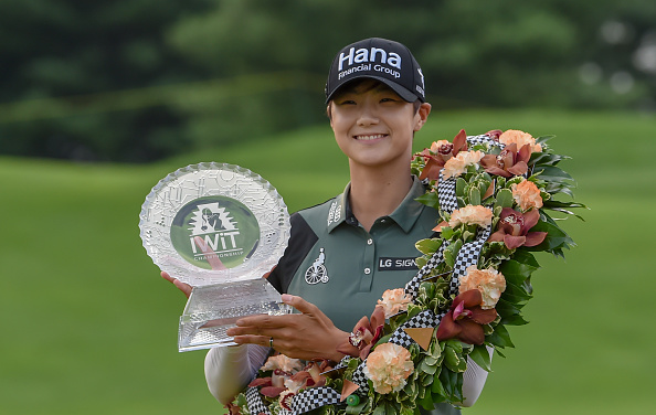 Sung Hyun Park Wins Indy Women in Tech Championship at Brickyard Crossing GG