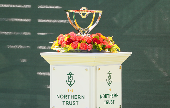 The Northern Trust trophy