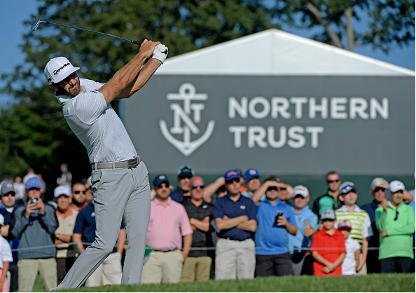 Dustin Johnson The Northern Trust
