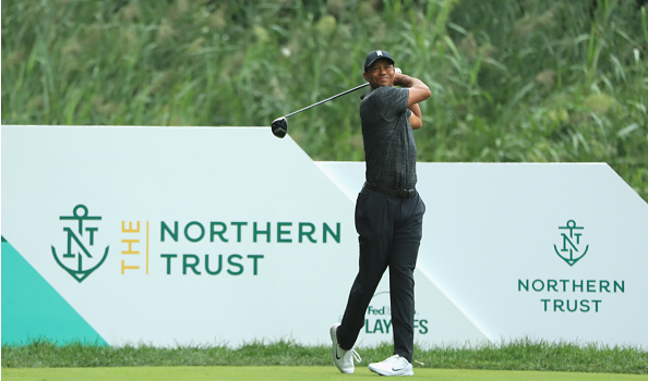 Tiger Woods The Northern Trust