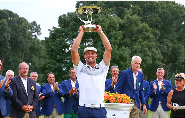 Bryson DeChambeau Wins The Northern Trus