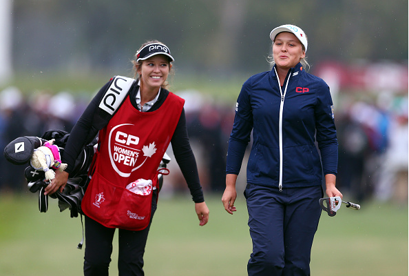 Brooke Henderson Wins CP Women's Open