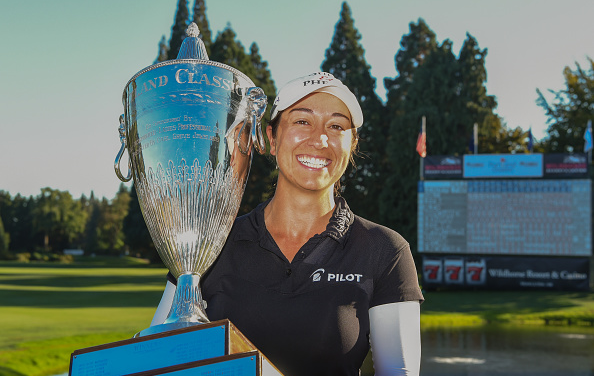 Marina Alex Wins Cambia Portland Classic at Columbia Edgewater CC