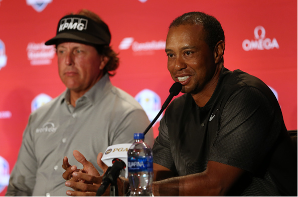 Tiger Woods Ryder Cup Press Conference