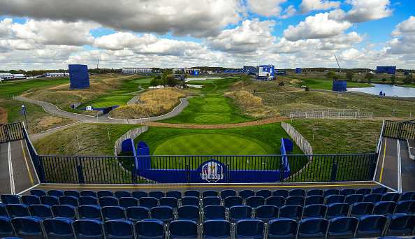 Le Golf National GC Ryder Cup