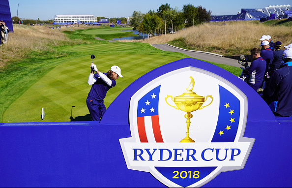 Tommy Fleetwood Ryder Cup