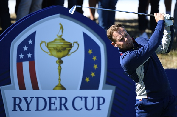 Tyrell Hatton Ryder Cup