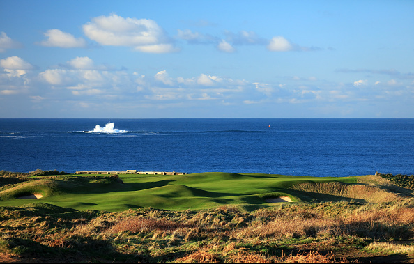 Dunluce Course at Royal Portrush Golf Club - 2019 Open Championship - 2019 Major Golf Championships
