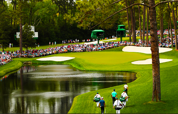 Augusta National - The Masters - 2019 Major Golf Championships