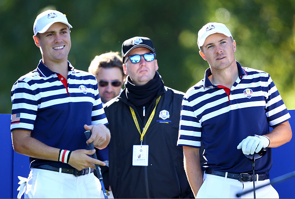 Justin Thomas and Jordan Spieth Ryder Cup