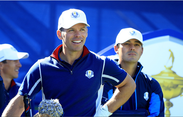 Paul Casey Ryder Cup