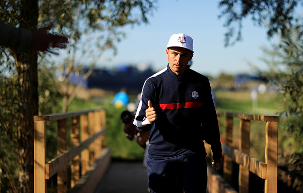 Rickie Fowler Ryder Cup