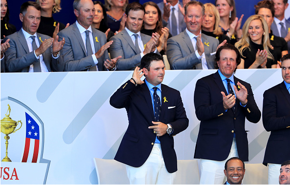 Patrick Reed Ryder Cup Trolling