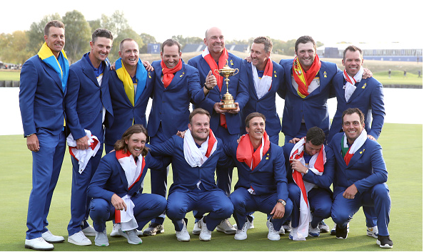 Team Europe Wins Ryder Cup