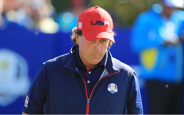 Phil Mickelson Ryder Cup